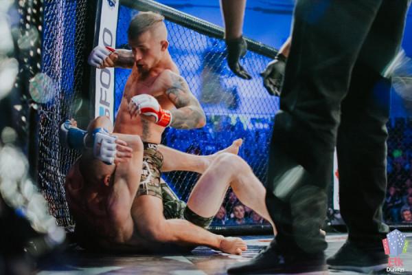 Extreme Fight Ełk Gala MMA Zorczykowski